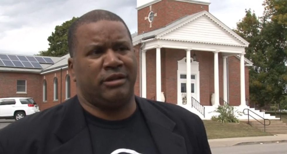 Someone is burning black churches again — this time in St. Louis