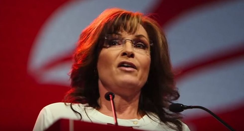 'RINO-Care': Sarah Palin trashes Paul Ryan's stripped down health care plan as more 'socialized medicine'