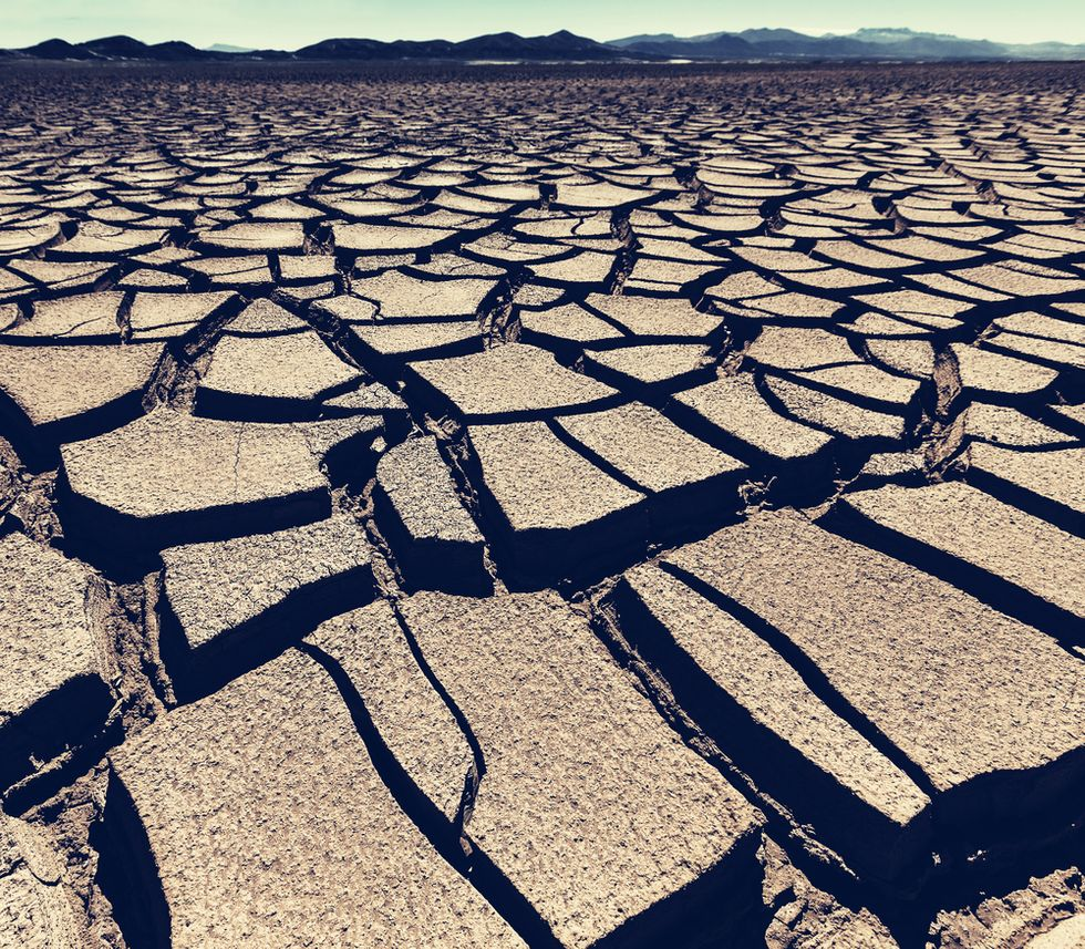 California's drought wouldn't be so bad if the rest of you would share some water