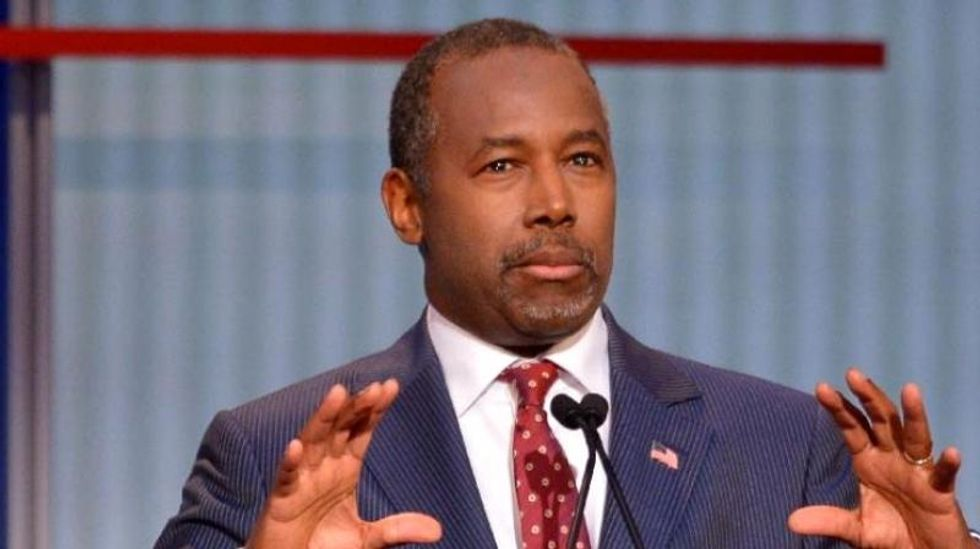 Ben Carson ranted about 'big, hairy men' invading women's shelters in meeting with staff: report