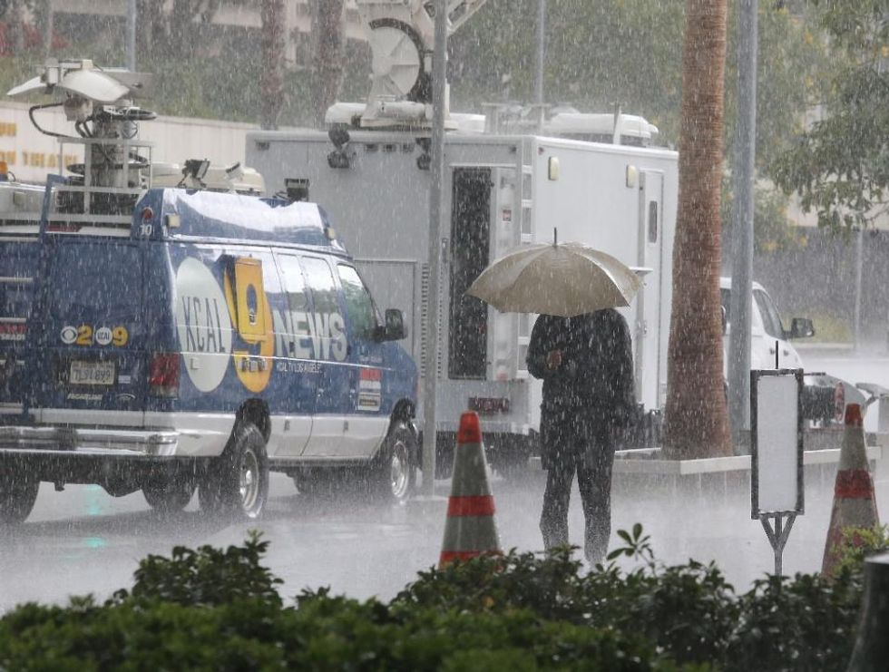 El Nino brings rain to California but won't end drought