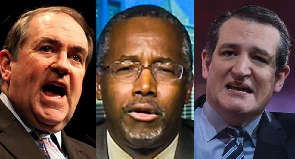 Republicans afraid of confronting Black Lives Matter on the campaign trail