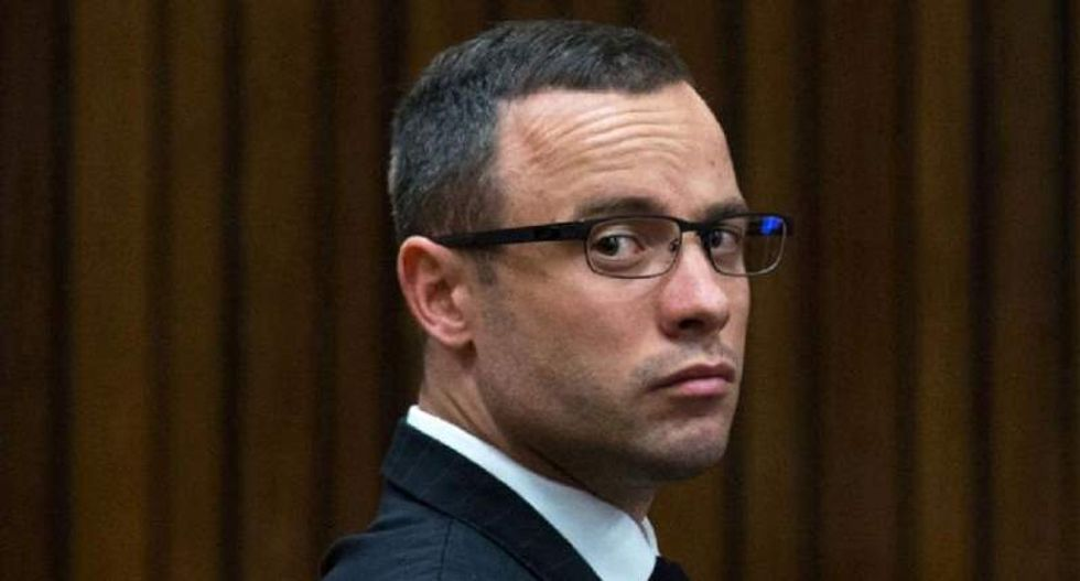 Former Olympian Oscar Pistorius hospitalized after fall in prison