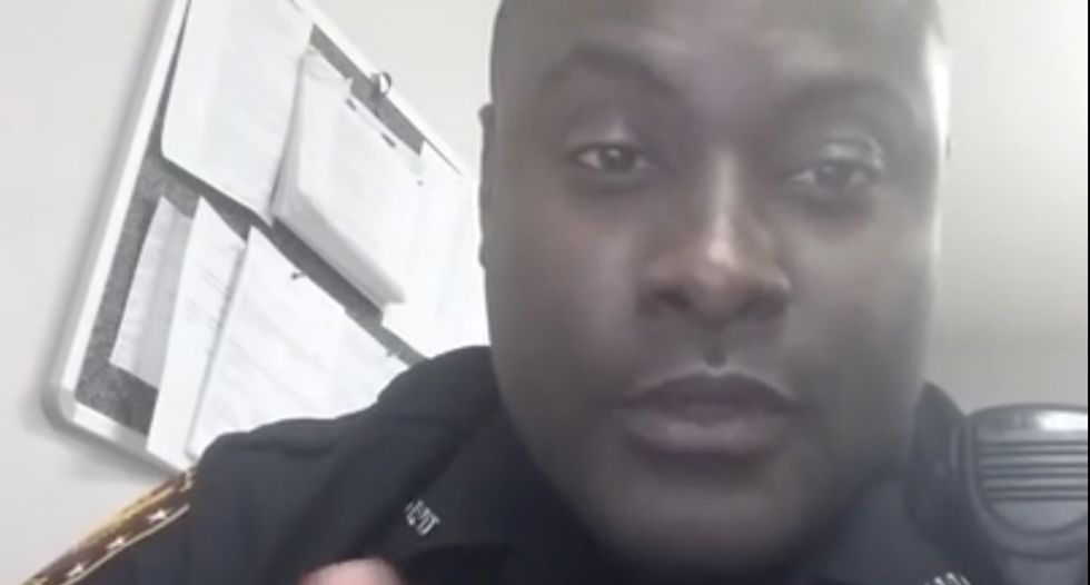 Drug war is a scam, racism is a problem and it's time to stand up: 'Unfiltered' GA cop tells it like it is