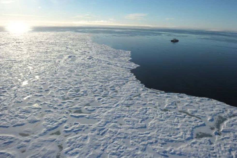 'This is truly terrifying': Scientists discover ocean waters 'boiling with methane' in Arctic