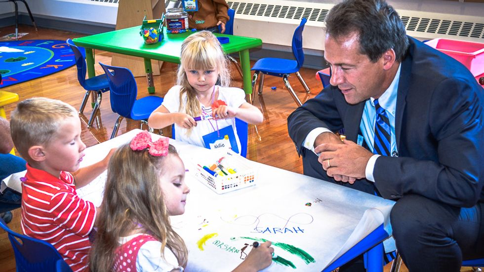 Montana governor rips GOPers: They 'hate 4-year-olds' enough to block federal pre-school funds