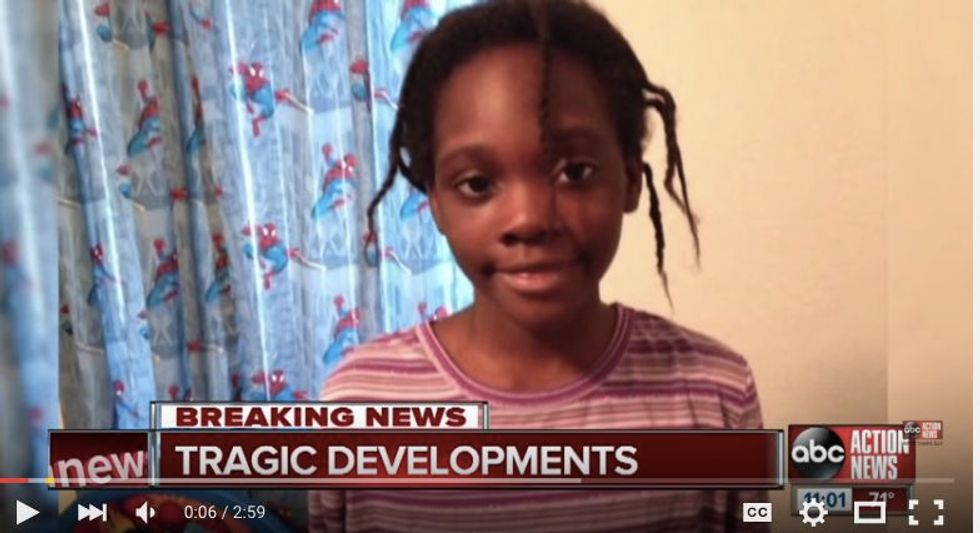 Body found in freezer may be missing Florida girl: police