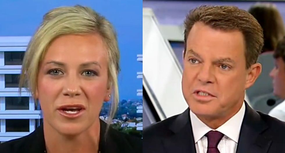 'That's appropriate?' Shep Smith gets peeved after his guest defends Acosta's sweetheart deal for Jeffrey Epstein