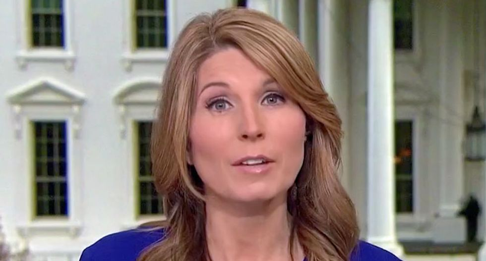 MSNBC's Nicolle Wallace explains why what Trump's attorneys claim Mueller is thinking is a lie