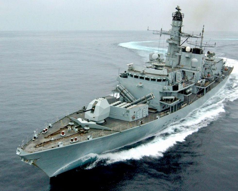 US plans Gulf naval escort ops after Iranians menace UK oil tanker
