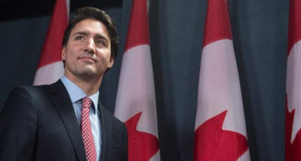 Justin Trudeau announces extension of Canadian human rights law to cover trans residents