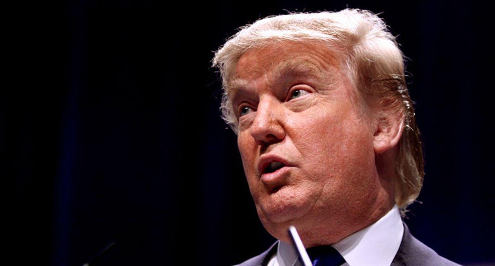 GOP establishment races to topple Trump in New Hampshire
