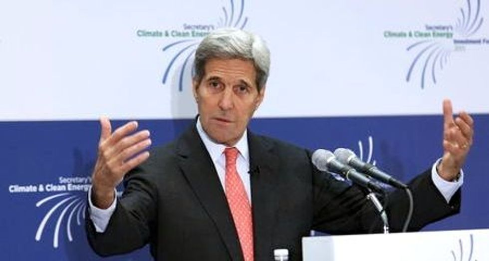 Canada election does not affect decision on Keystone pipeline: Kerry