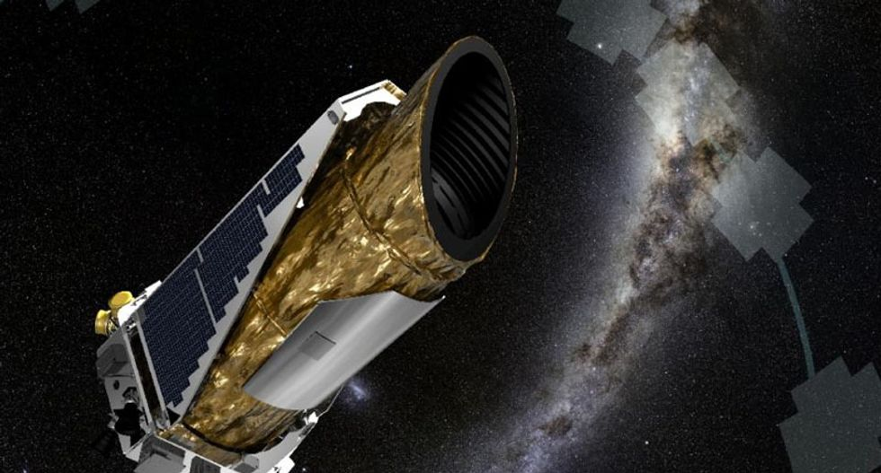 Signs of alien life? Mysterious star stirs controversy