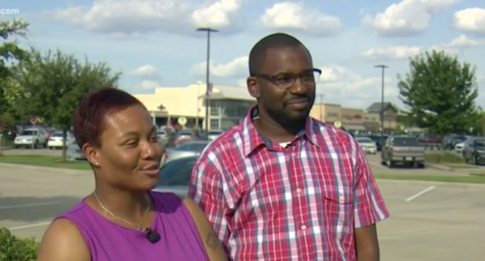 Racist shames black couple for using handicapped parking spot -- but they're both disabled veterans