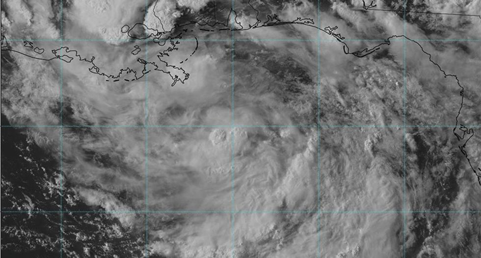 Here are 10 photos and maps that will freak you out about Tropical Storm Barry headed for New Orleans
