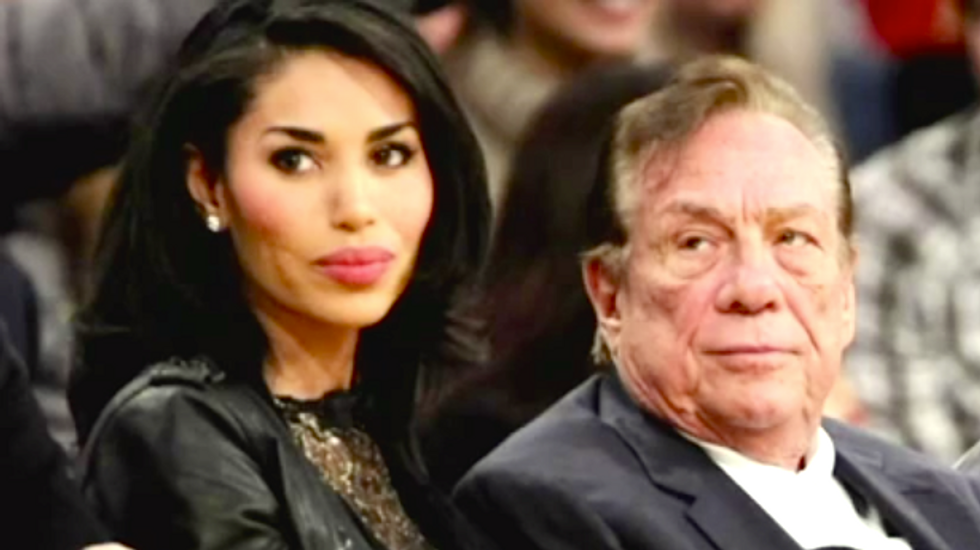 NY man charged in racial attack on V. Stiviano, woman behind LA Clippers scandal