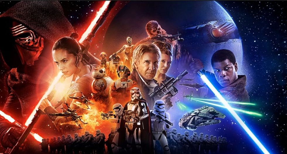 Deluded racists claim victory with #BoycottStarWars even though theaters sell out in 12 hours