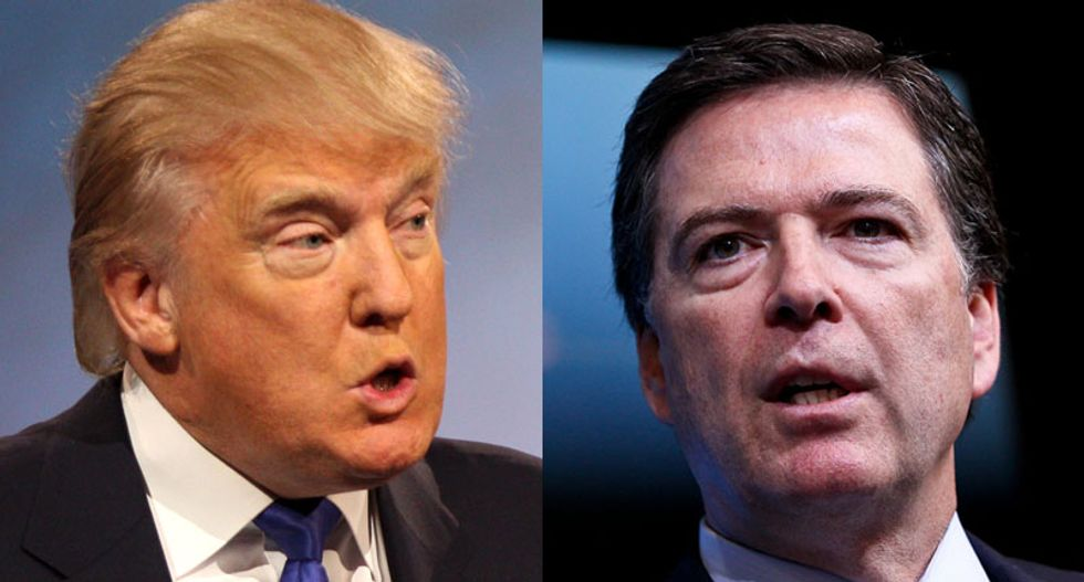 Showtime series about James Comey will likely trigger Trump