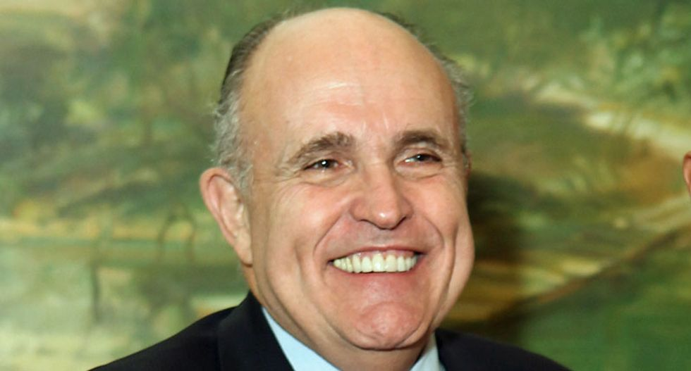Donald Trump took Rudy Giuliani from 'America's Mayor' to a conspiracy monger