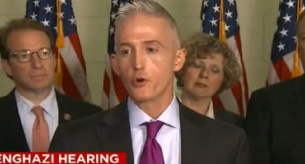 Rep. Trey Gowdy: Benghazi committee will release report in the next month