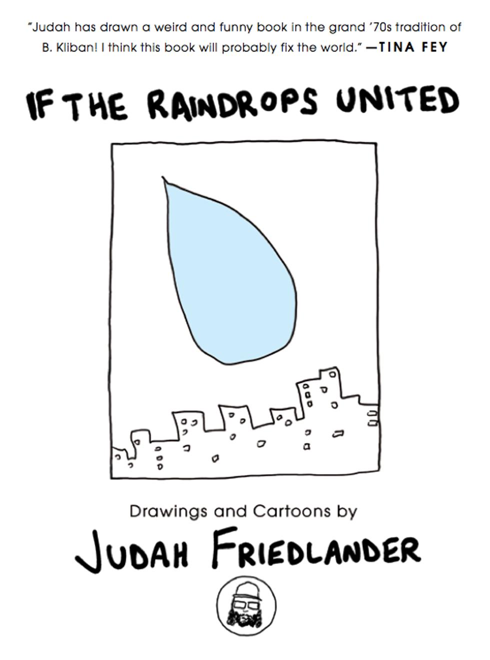 image of If the Raindrops United via Judahfriedlander.com