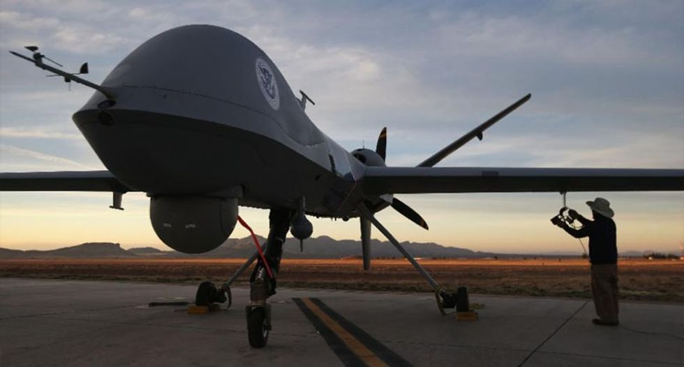 American Civil Liberties Union publishes redacted US government's drone strike 'playbook'