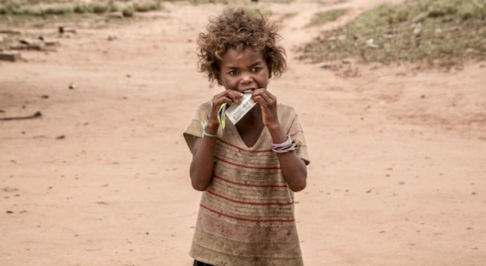 World hunger on the rise with more than 820 million at risk, UN report says