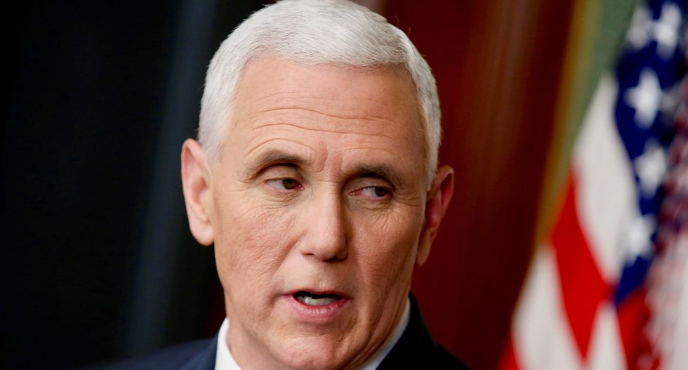 Obamacare repeal imminent in Congress: Pence
