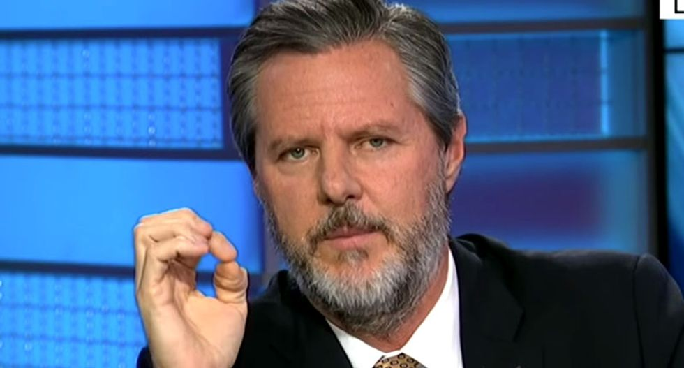 How Jerry Falwell Jr. transformed Liberty University into a shockingly lucrative empire