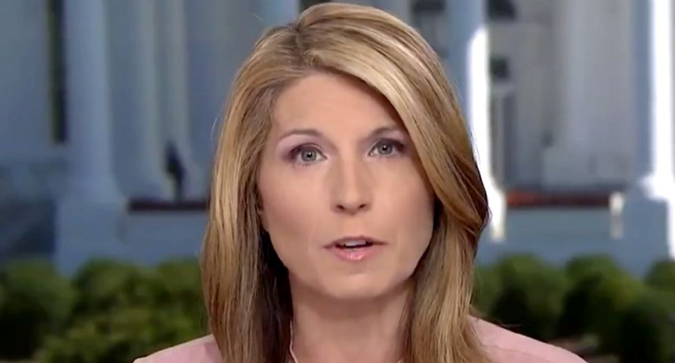 Nicolle Wallace rains hell on GOP: 'It's going to take a dead Russian hooker' before they wake up to Trump criminality