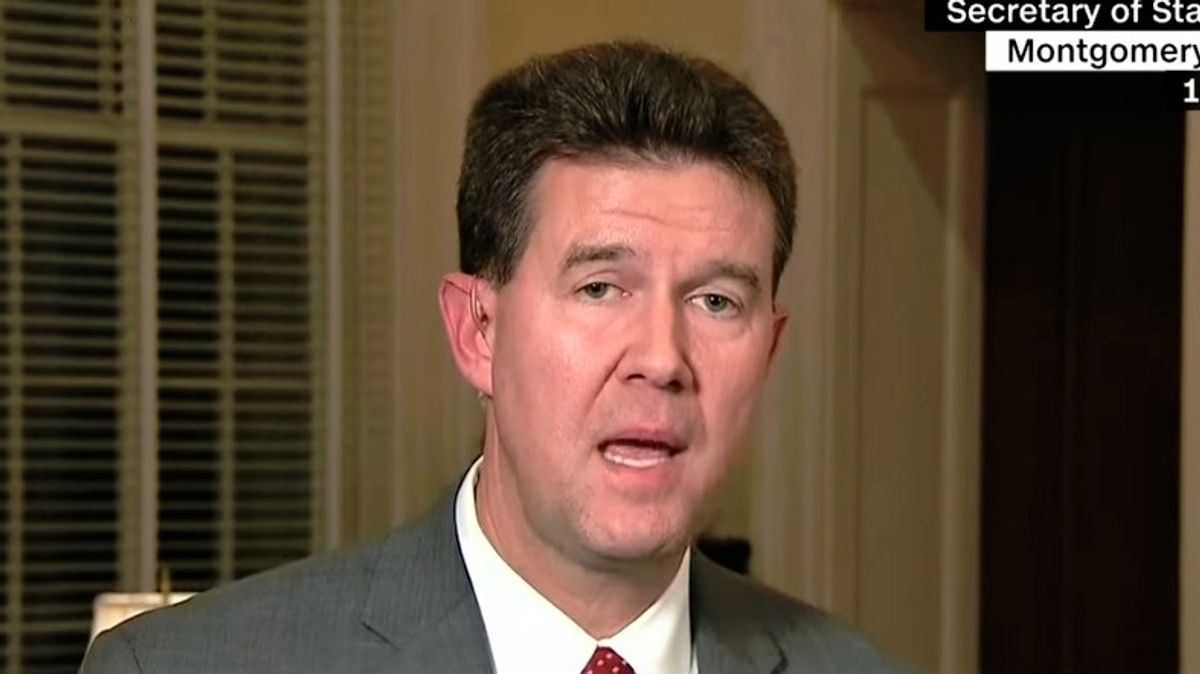 Alabama Republican confesses to 'inappropriate relationship' in explanation why he won't run for Senate