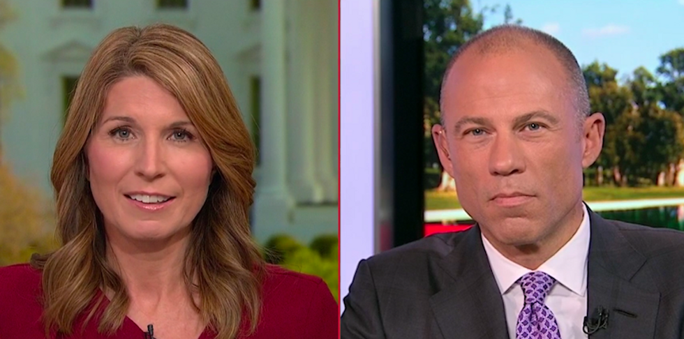 'I don't think he's going to serve out his term': Watch Stormy Daniels' attorney Michael Avenatti explain his bold new prediction