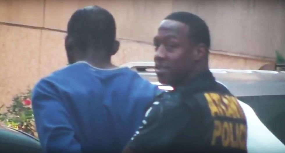 BUSTED: Atlanta cop releases black man stopped for doing nothing after noticing he's being filmed