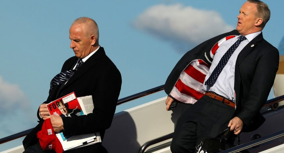 Trump's longtime bodyguard Keith Schiller a new target in Russia investigation