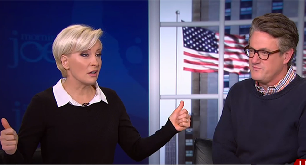 'Morning Joe' admits complaints about Clinton's voice are 'gender thing' — but keep doing it, anyway
