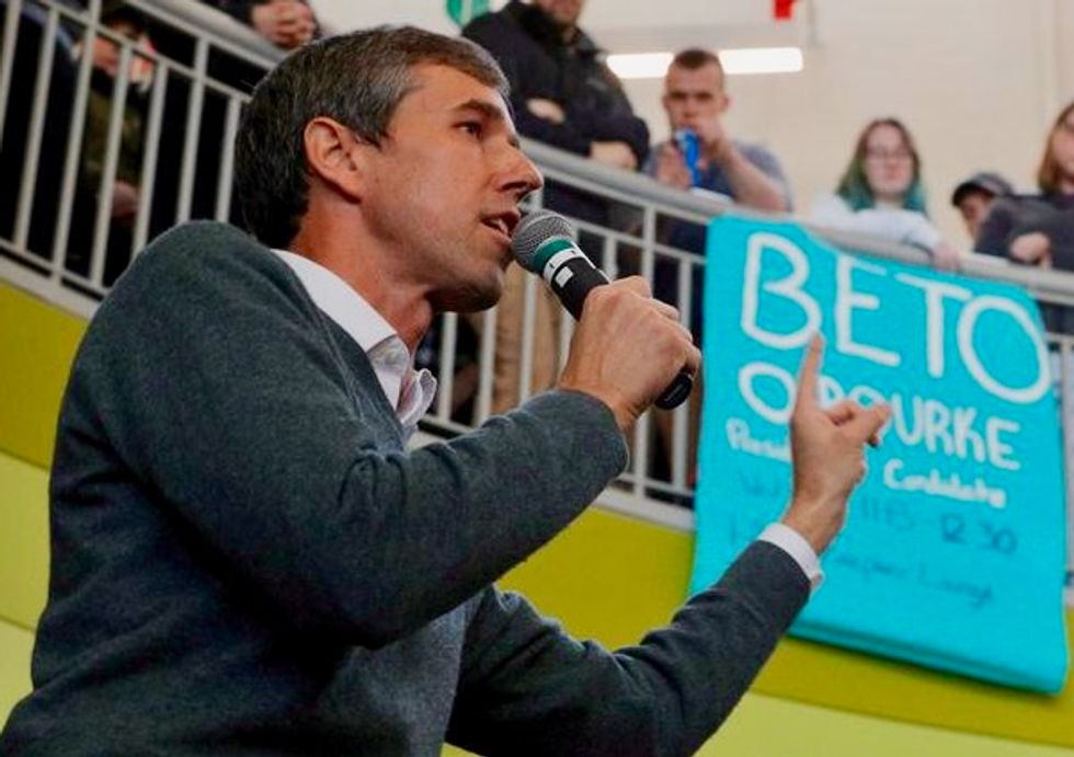 Beto O'Rourke calls for a 'war tax' in release of health care plan for veterans