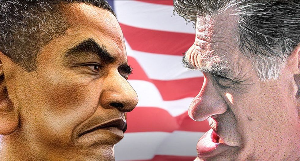 Obama and Romney: Is there really a difference in hindsight?