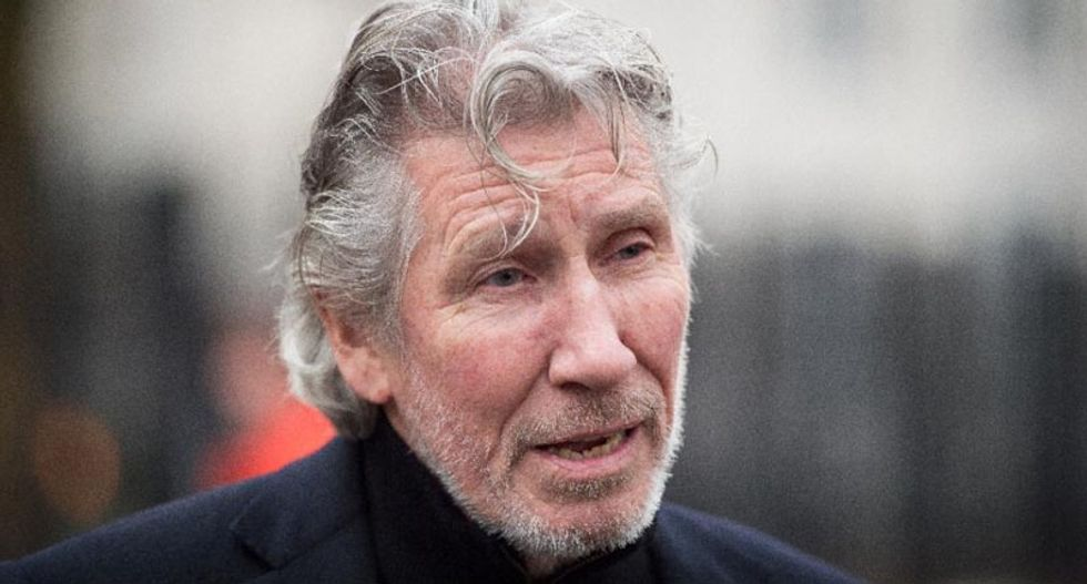 How Pink Floyd's Roger Waters refound his fire at 72