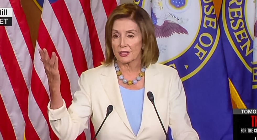 Pelosi: No UK trade deal if Brexit undermines Good Friday accord