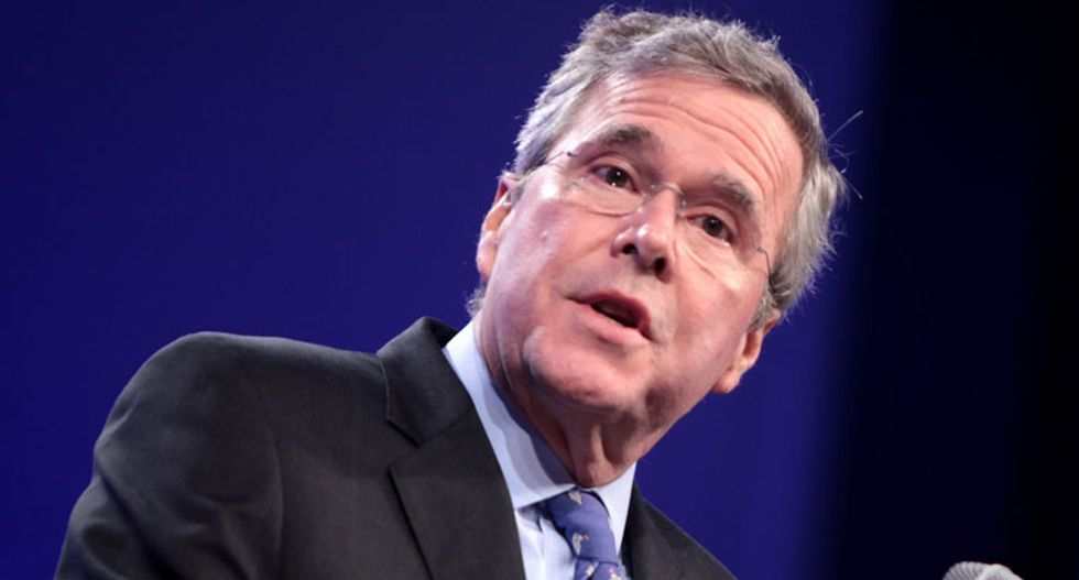 Jeb Bush urges GOP voters to reject Trump's 'divisiveness and vulgarity' and endorses Ted Cruz for president