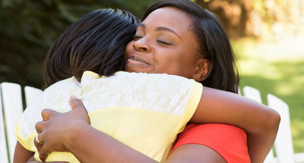 The science of hugs and why they (mostly) feel so good