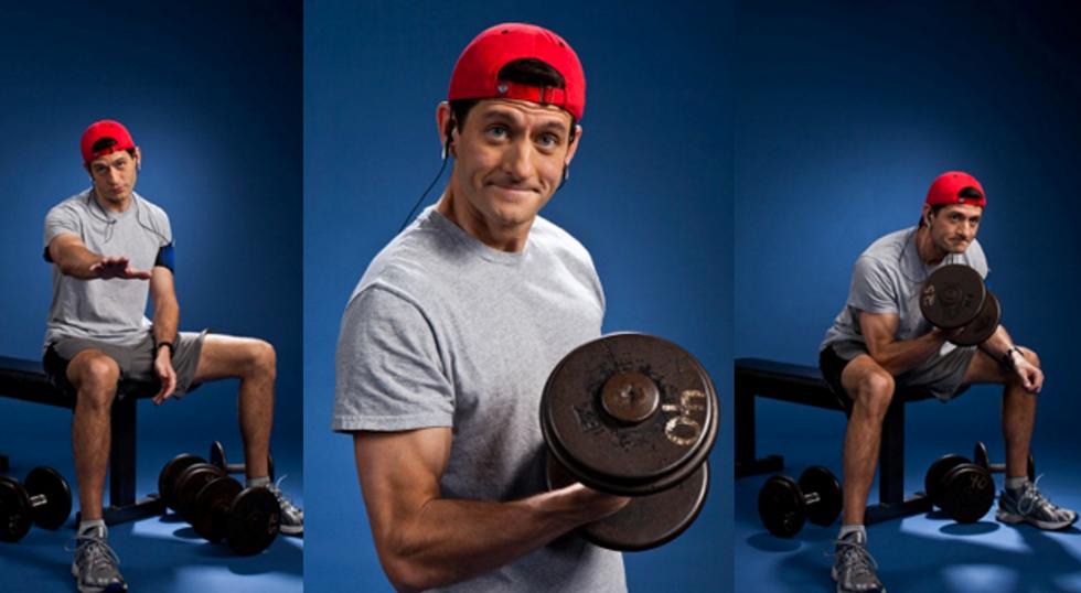 Paul Ryan photos from Time magazine