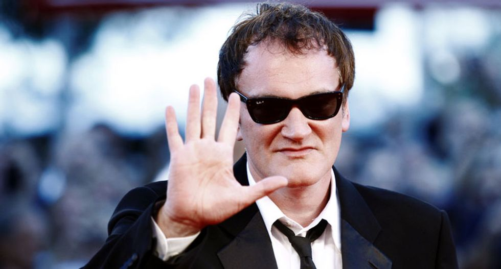 Quentin Tarantino admits he knew of Weinstein sexual harassment — and regrets not doing more to help