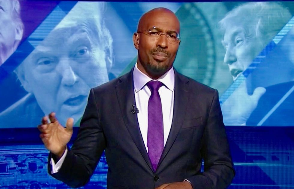 'We can't rely on that old myth of inevitable progress': Watch Van Jones tackle shocking racist incidents by young people