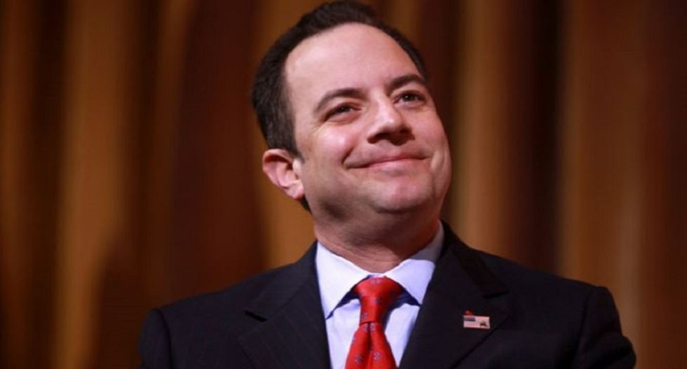 REVEALED: Trump once summoned Reince Priebus to his office and ordered him to kill a fly