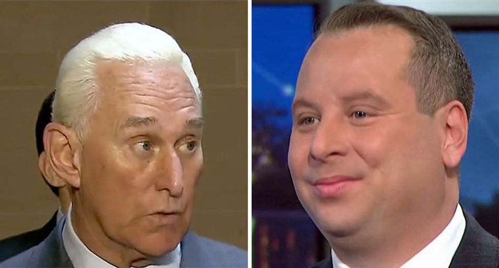 Roger Stone and Sam Nunberg deny being the 'drunk/drugged up loser' Trump attacked in tweets