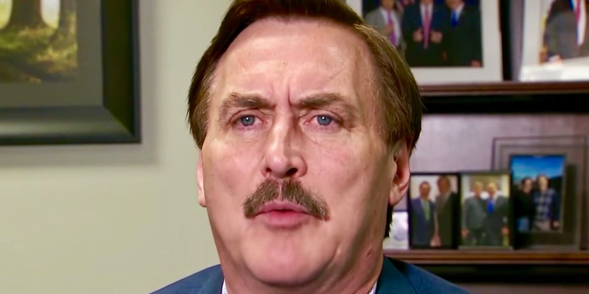 'Seditious Mr. Pillow' Mike Lindell mocked after Dominion slaps him with $1.3 billion lawsuit