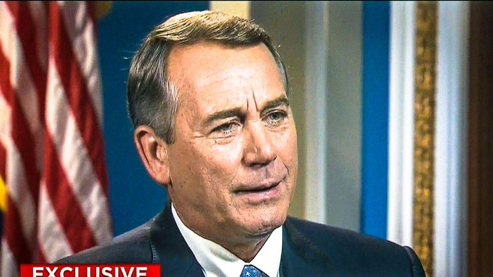 John Boehner: 'God told me' Paul Ryan becoming Speaker was part of his divine plan