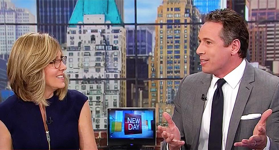 CNN's Chris Cuomo calls BS on Trump's 'innuendo' attacks on Democratic Sen. Jon Tester at Michigan rally